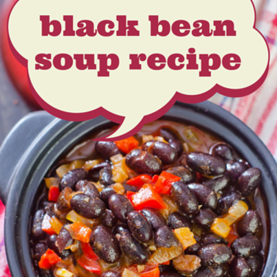 Rachael Ray: Misty Copeland Black Bean Soup and Shrimp Recipe