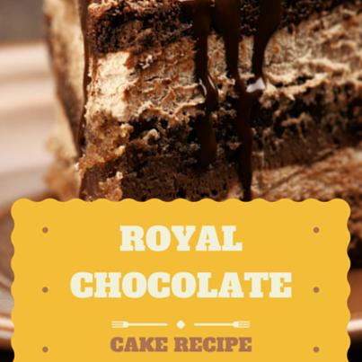 Good Morning America: Carolyn Robb Royal Chocolate Biscuit Cake Recipe