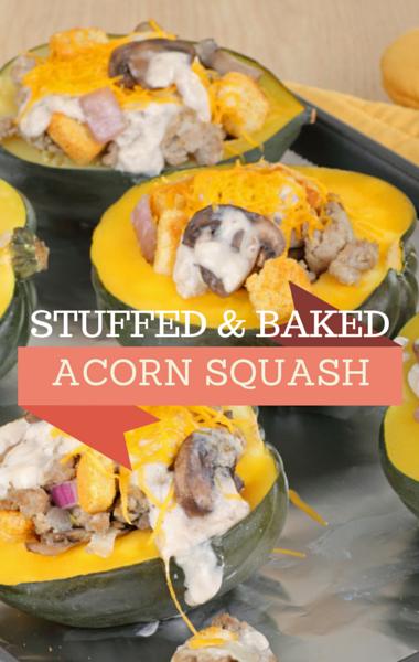 The Kitchen Show Recipes Acorn Squash