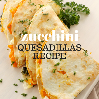 Today: Aaron Sanchez Zucchini Quesadillas Recipe & Mexican Brownies