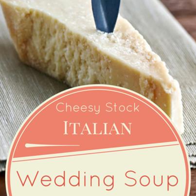 Rachael: Wintertime Italian Wedding Soup Recipe with Fortified Stock