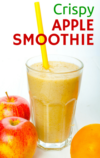 Healthy Apple Drink | Weight Loss Smoothies You Can Make At Home