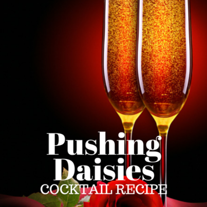 David LeFevre: Pushing Daisies Cocktail & Poached Pear Salad Recipe