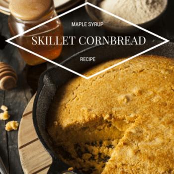 skillet-cornbread-