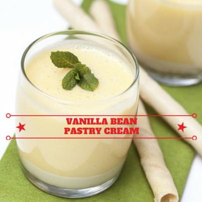 Rachael Ray: Yigit Pura Vanilla Bean Pastry Cream Recipe