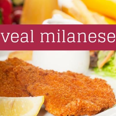 Chicken Milanese Recipe |Veal Milanese