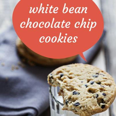 Sunny Anderson: The Talk White Bean Chocolate Chip Cookies Recipe