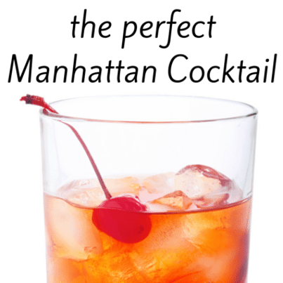 The Talk: Perfect Manhattan + Napa Cabbage and Smoked Bacon Recipe