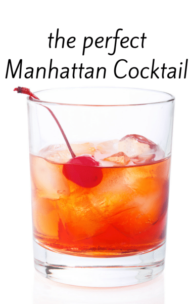 How can you make the perfect Manhattan? Neal Fraser shared his recipe ...
