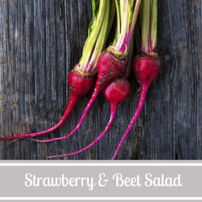Richard Blais: Smoked Mashed Potatoes + Beet and Strawberry Salad