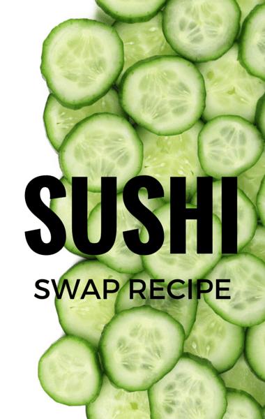 The Chew: Daphne Oz Sushi Bites & Pancake Sandwiches