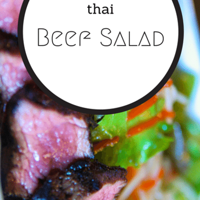 The Talk: Jet Tila Thai Beef Salad Recipe
