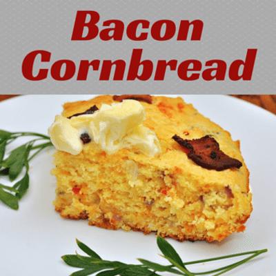 The Chew: Creamy Bacon Cornbread Recipe
