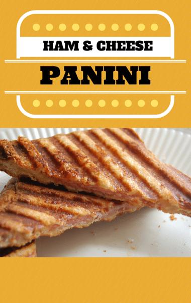 ... Soft Pretzel Ham and Cheese Panini recipe. (bokchoi-snowpea / flickr