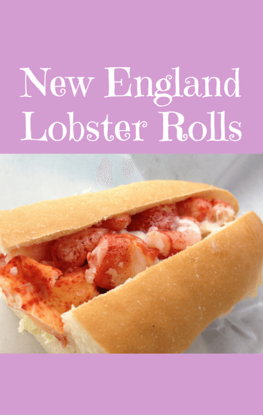 The Chew: New England Lobster Rolls Recipe