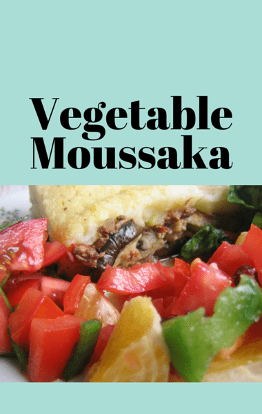 The Chew: Michael Symon Vegetable Moussaka Recipe