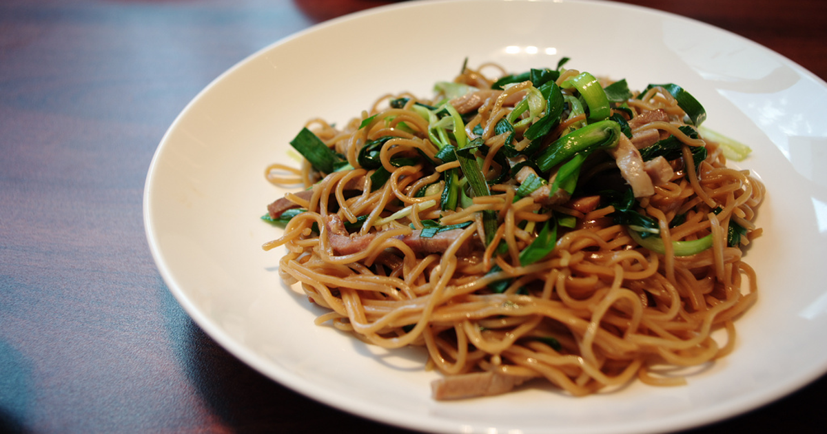 Rachael Ray: Bacon, Leek & Chard Spaghetti Recipe