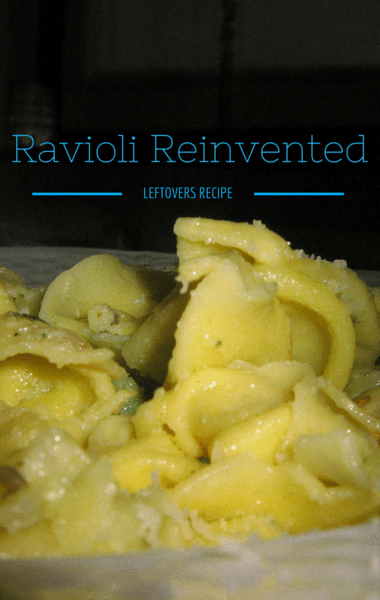 The Chew: Mario Batali Leftover Meat & Potato Ravioli Recipe