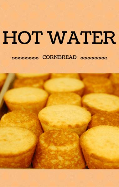 The Chew Kelly Rowland Hot Water Cornbread Recipe