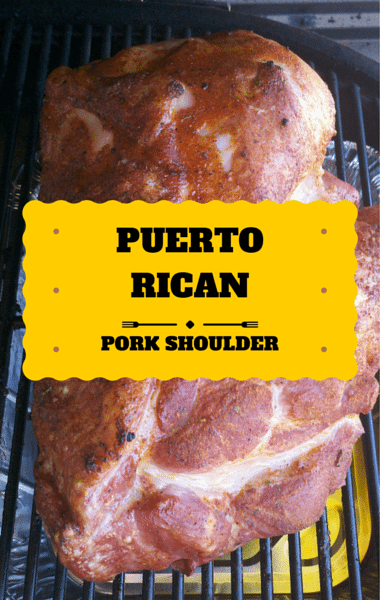 The Chew: Pernil, Puerto Riacn Pork Shoulder Recipe