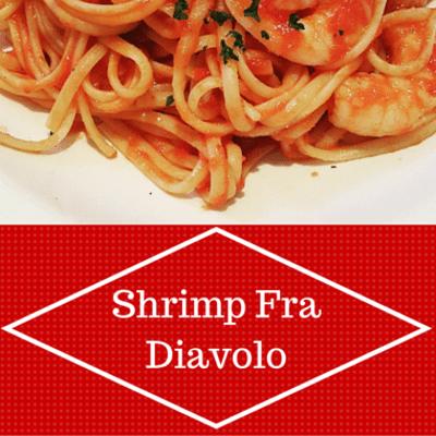 The Chew: Shrimp Fra Diavolo Recipe