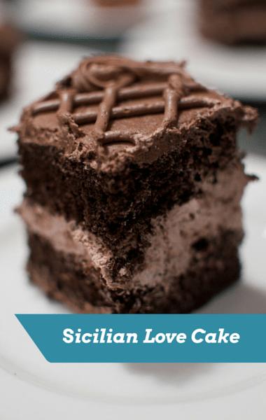 Valerie Bertinelli Sicilian Love Cake Recipes