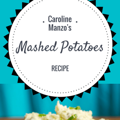 Rachael Ray: Caroline Manzo Mashed Potatoes Recipe