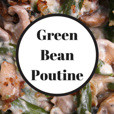 The Chew: Green Bean Poutine Recipe