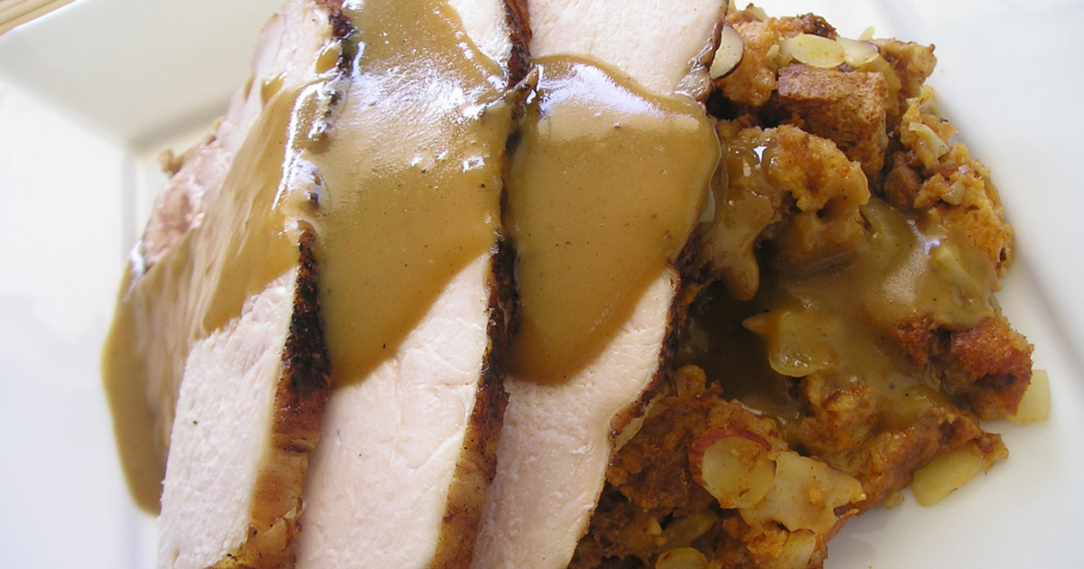 The Chew: Herb Roasted Turkey Breast Recipe