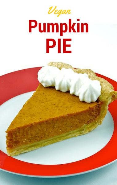 Rachael Ray: Grant's Vegan Pumpkin Pie Recipe