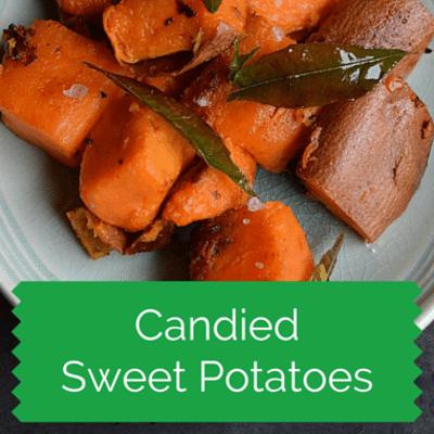 Rachael Ray: David Venable Candied Sweet Potatoes