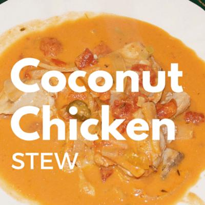 The Chew: Coconut Chicken Stew Recipe