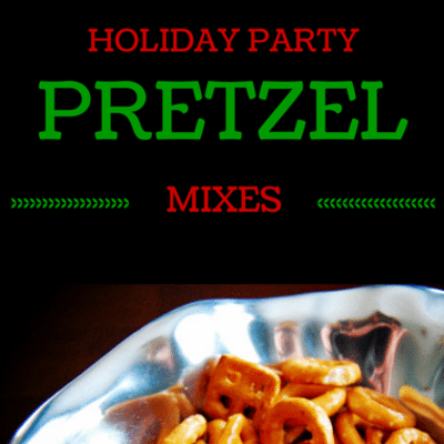 The Chew: Holiday Party Pretzel Mix Recipe
