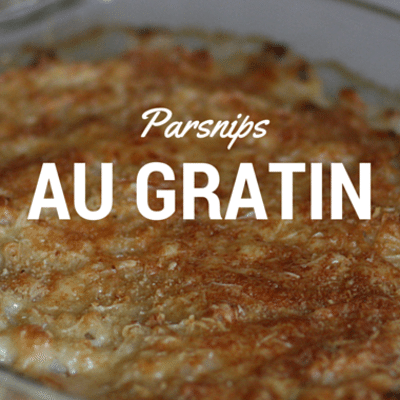 Rachael Ray: David Venable Parsnips Au Gratin Recipe