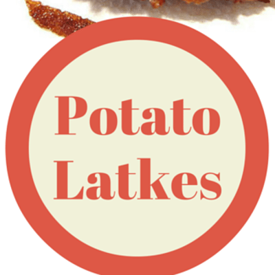 Rachael Ray: Josh Capon Potato Latkes Recipe