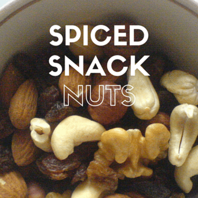 Rachael Ray: Damaris Phillips Spiced Snack Nuts