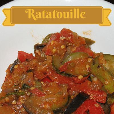 Rachael Ray: Bob Harper Ratatouille Recipe