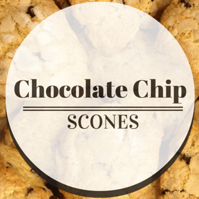 Rachael Ray: Buddy Valastro Chocolate Chip Scones