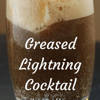 Rachael Ray: John's Greased Lightning Cocktail Recipe