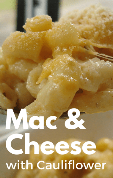 Rachael Ray Mac Cheese With Cauliflower Recipe