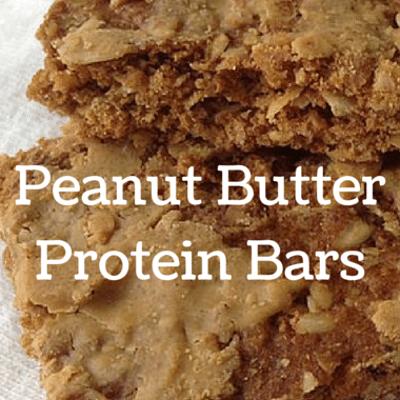 Rachael Ray: Kayla Itsines Peanut Butter Protein Bars