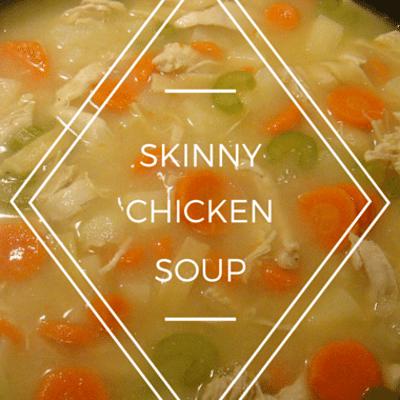 Rachael Ray: Bob Harper Skinny Chicken Soup Recipe