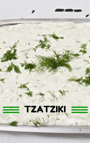 Rachael Ray: Kayla Itsines Tzatziki Recipe
