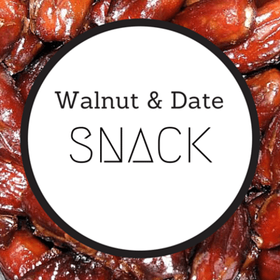 The Chew: Date & Walnut Snack Recipe