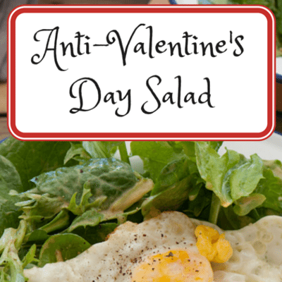 The Chew: Anti-Valentine's Day Salad With Bitter Greens