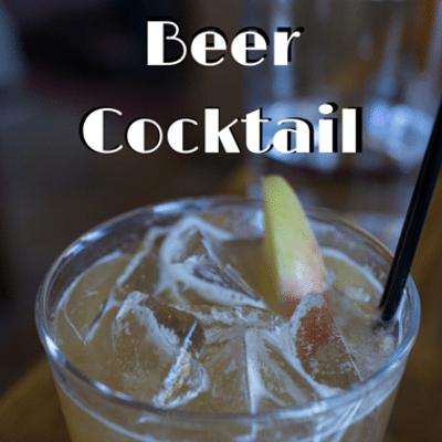 Rachael Ray: Michael Symon Beer Cocktail