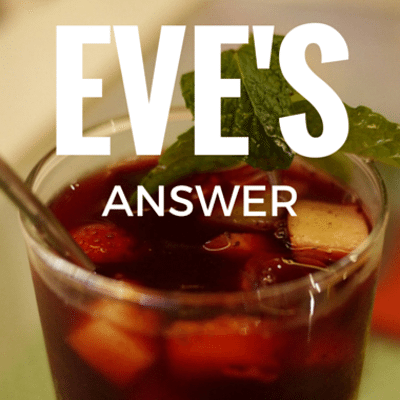 Rachael Ray: Charles Joly 'Eve's Answer' Cocktail
