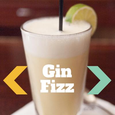 The Chew: Gin Fizz Recipe