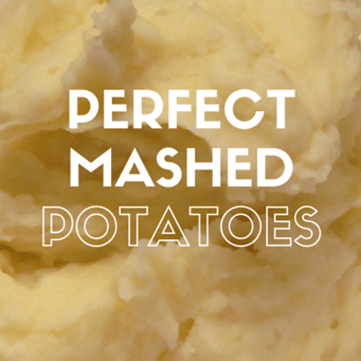 The Chew: Perfect Mashed Potatoes Recipe