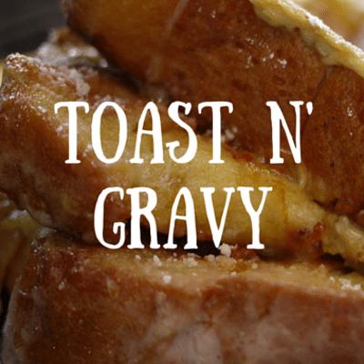 The Chew: Toast N' Gravy Recipe